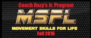 Coach Rozy MSFL Logo