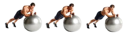 Stir the Pot on the Stability Ball