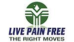 Live Pain Free Logo