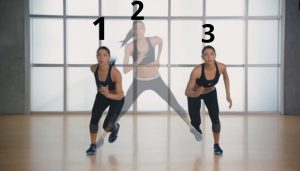 plyometric training: Bound