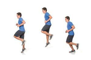 Plyometric training: Hop