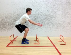 Plyometric training: Jump